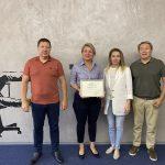 Союз Теплиц Казахстана организовывал визит представителя Голландской компании Hortliux.